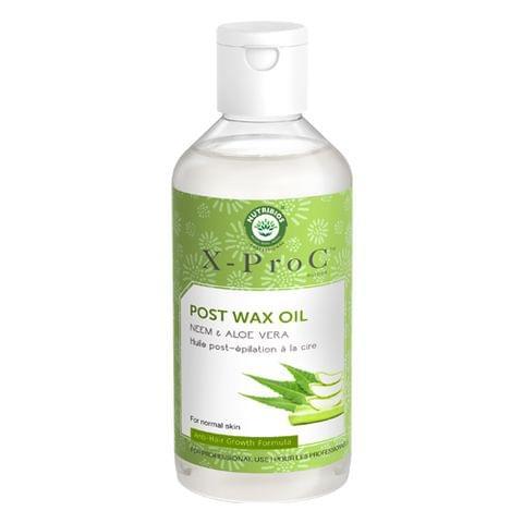 X-Pro C Post Wax Oil with Neem & Aloe Vera - 200 ml
