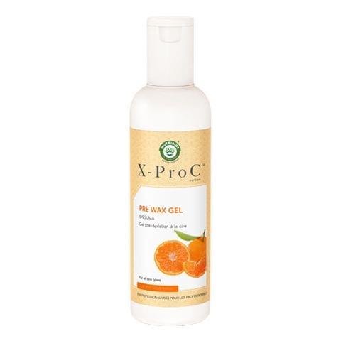 X-Pro C Pre Wax Gel With Satsuma - 200 ml