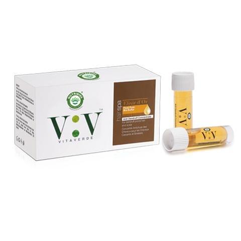 Vita Verde Anti Dandruff Scalp Concentrate Serum - 10 Vials Pack