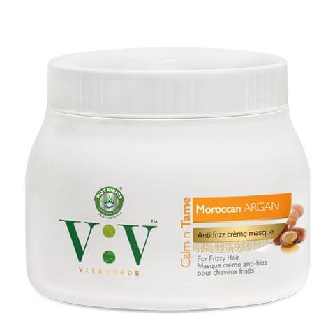 Vita Verde Calm n Tame Creme Masque with Moroccan Argan  500 g