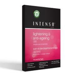 Intenso Anti Ageing & Lightening Facial For Men (Single Use Kit)