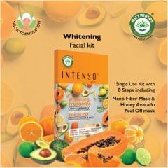 Intenso Whitening Fruitamins - Skin Lightening Facial
