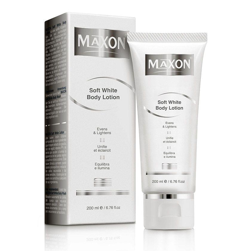 MAXON Soft White Body Lotion ( 200 ml )