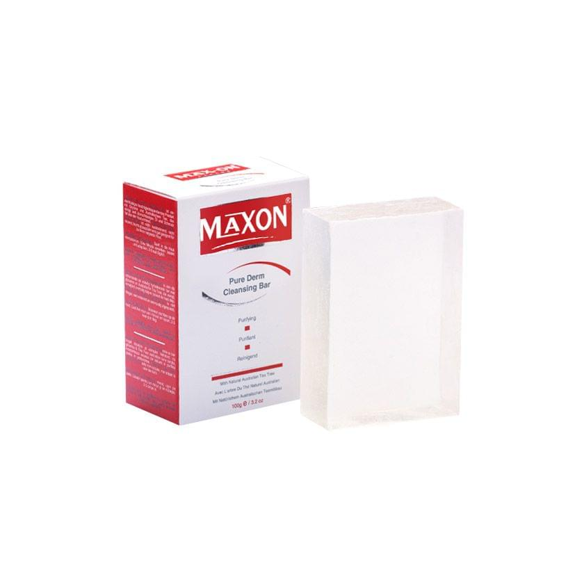 MAXON Pure Derm Cleansing Bar ( 120 g )