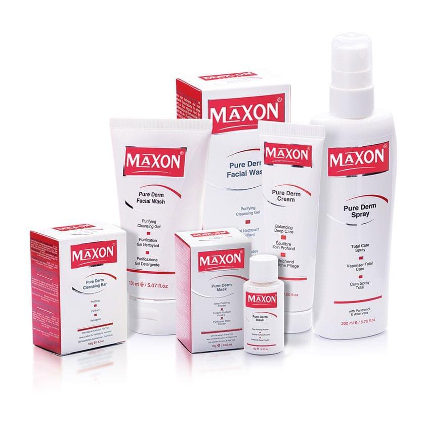 MAXON Pure Derm  Set