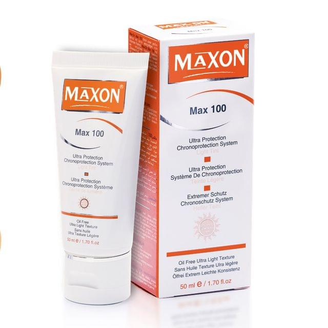 MAXON Max 100 Tinted Light ( 50 ml )