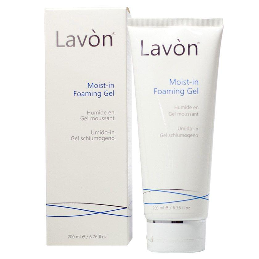 Lavon Moist-In Foaming Gel