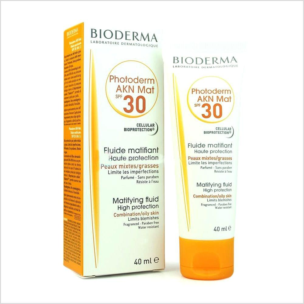 BIODERM PHOTODERM AKN MAT 40ML