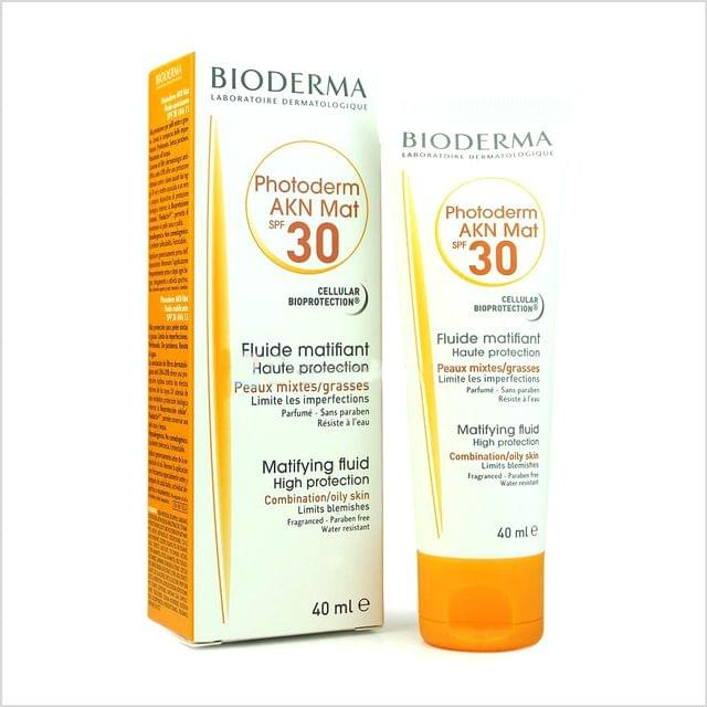 BIODERMA PHOTODERM AKN MAT SPF 30 40ML