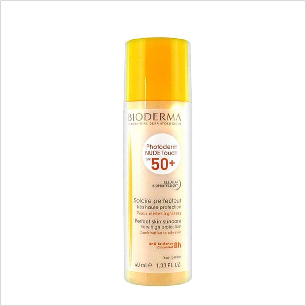 BIODERMA PHOTODERM NUDE TOUCH 50+ NORMAL 40ML