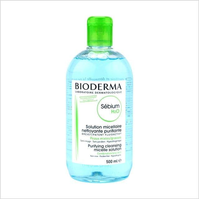 BIODERMA SEBIUM H2O CLEANSING SOL 500ML