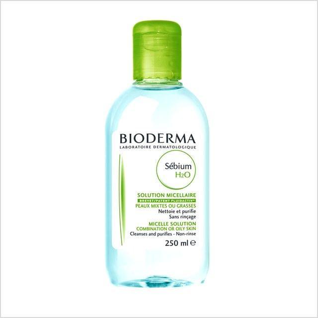 BIODERMA SEBIUM H2O SOLUTION 250ML