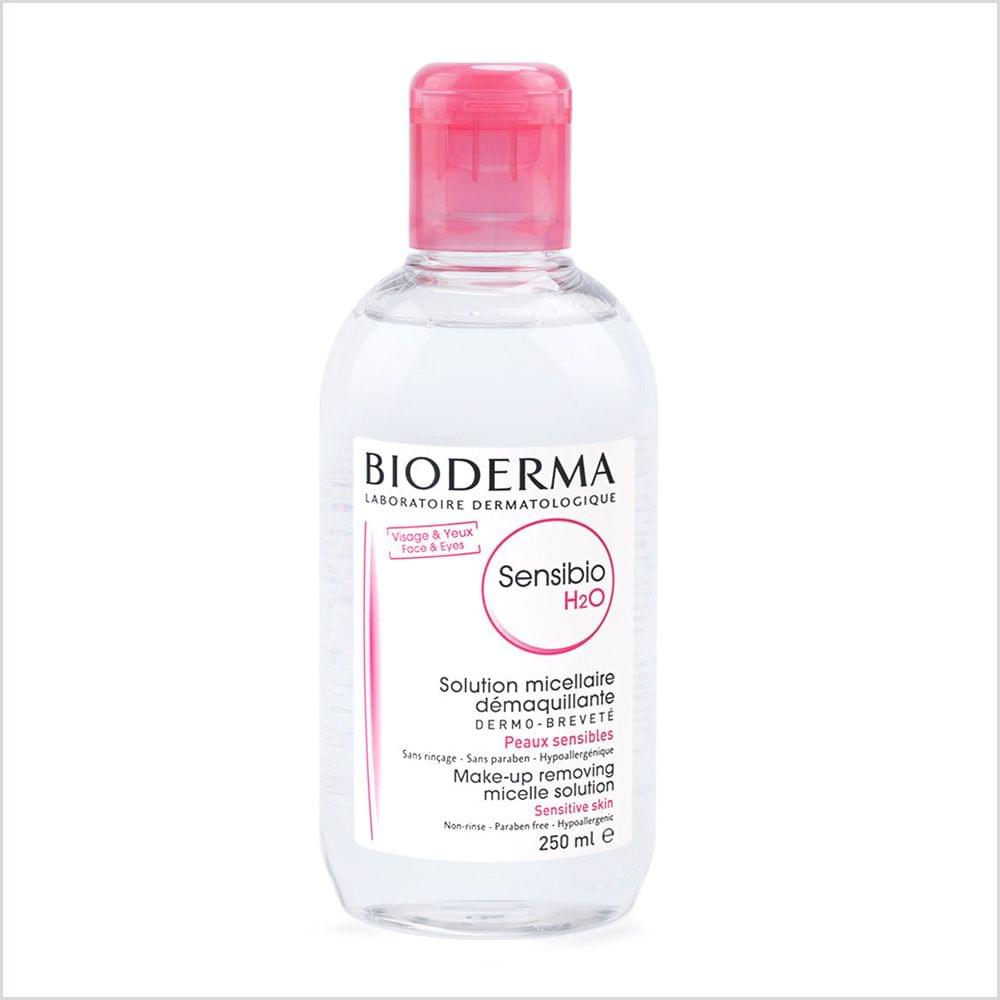 BIODERMA SENSIBIO H2O 250ML SOLUTION