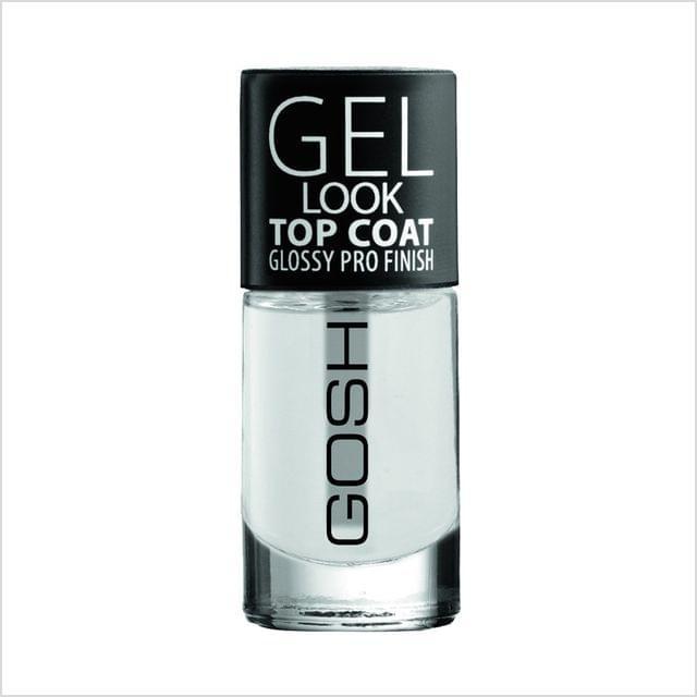 06738 GOSH GEL LOOK 001 TOP COAT