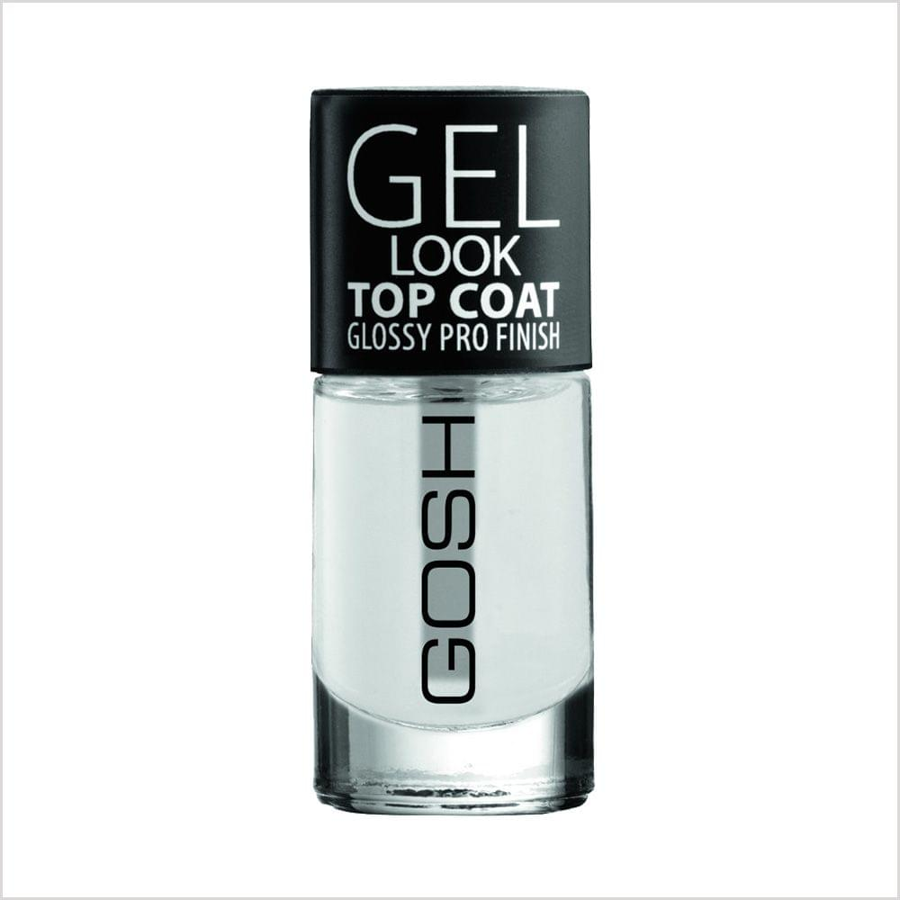 06738 GOSH GEL LOOK 001 TOP COAT