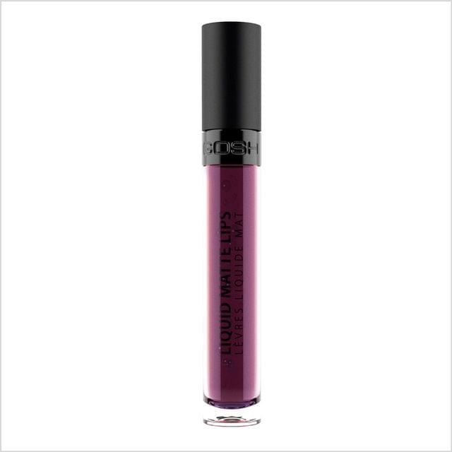 GOSH LIQUID MATTE LIPS 008 ARABIAN NIGHT