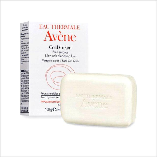 AVENE CLEANSING BAR 100G