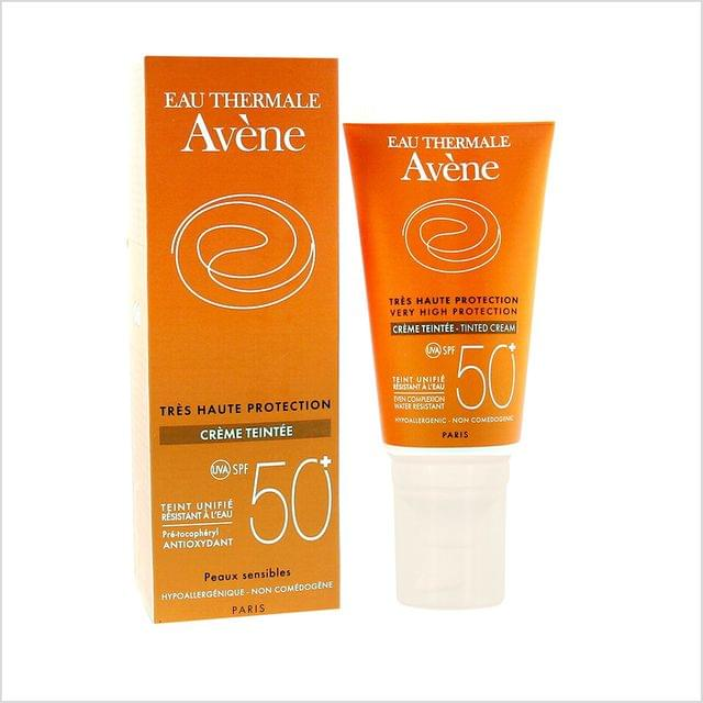 AVENE U/ H PROT TENTED CREAM SPF50+ 50ML