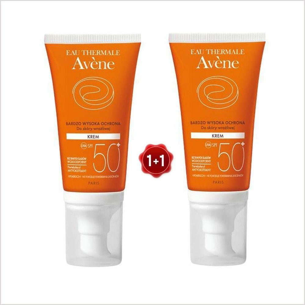 AVENE V H PROTEC.SPF50+CREAM50ML(1+1)OFFER