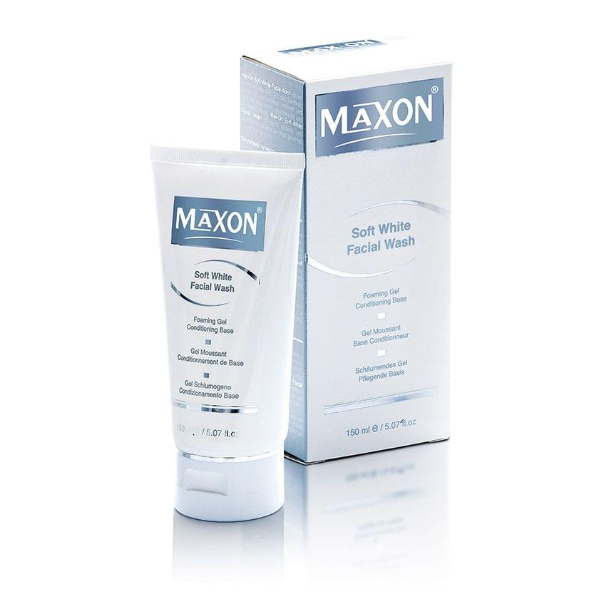MAXON Soft White Facial Wash ( 150 ml )