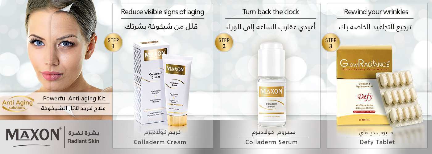 Anti ageing Skin care
