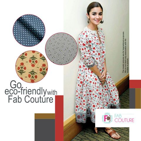 Go Eco-Friendly with Fab Couture