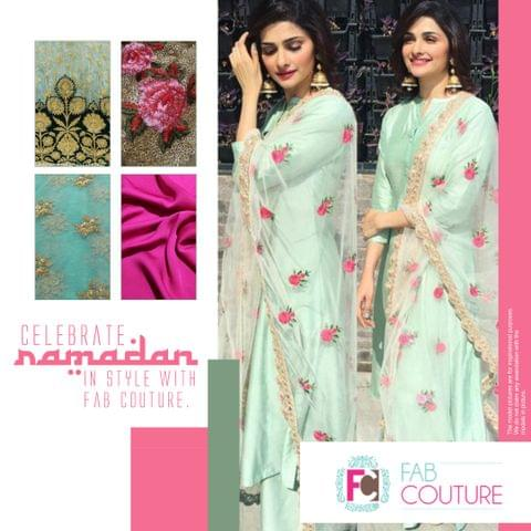 Celebrating Ramadan with Fab Couture