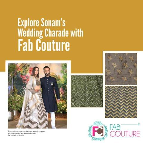 Exploring Sonam's Wedding Charade with FabCouture