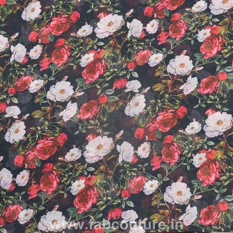Digital Georgette Print