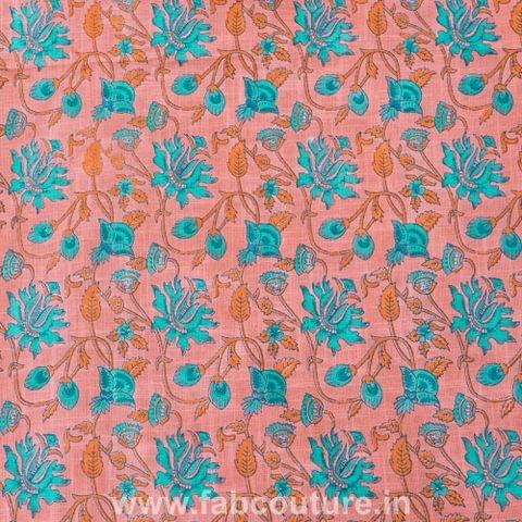 Dazzle Cotton Slub Print