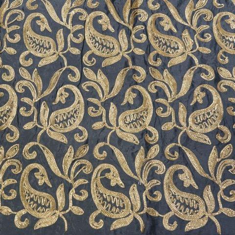 Chinon Chiffon Gota Embroidery
