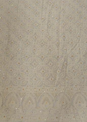 Georgette Lakhnavi Embroidery