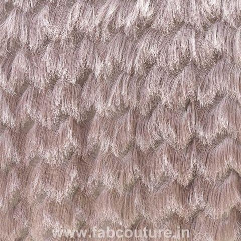 Net Feather Fabric