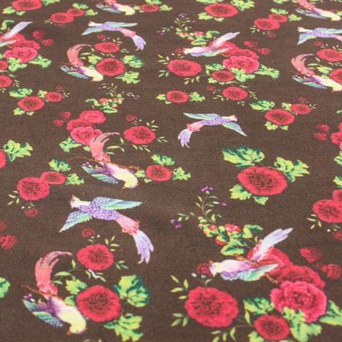 Linen Cotton Print