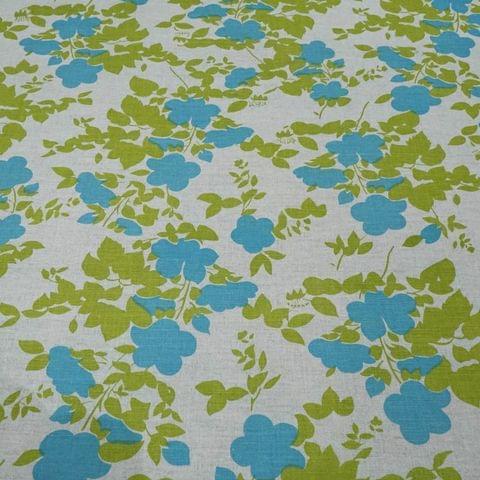 Cotton Linen Print