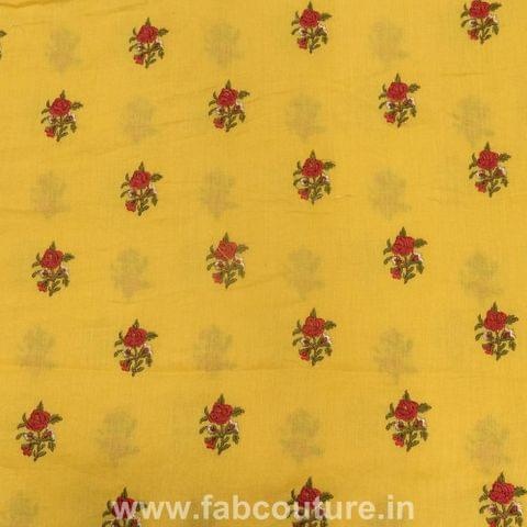 Chanderi Thread Embroidery