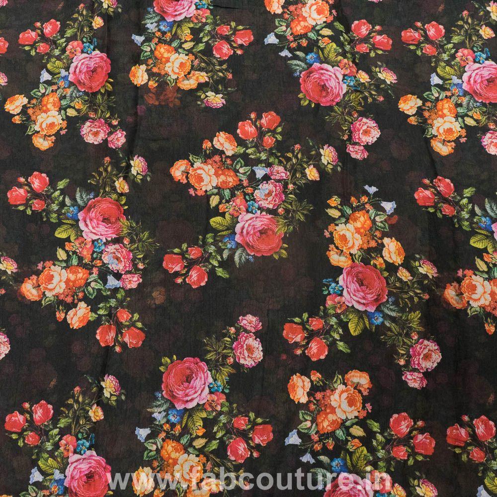Cotton Silk Digital Print