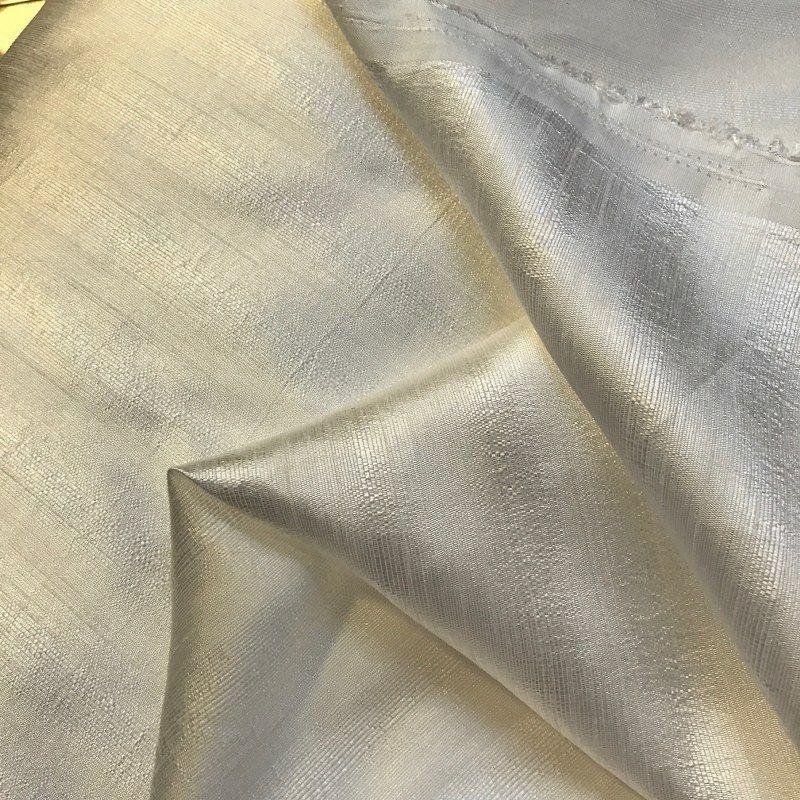 Semi Raw Silk