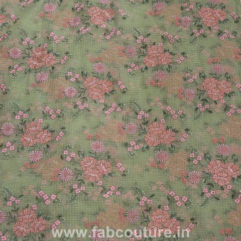 Kota Doria Thread Embroidery