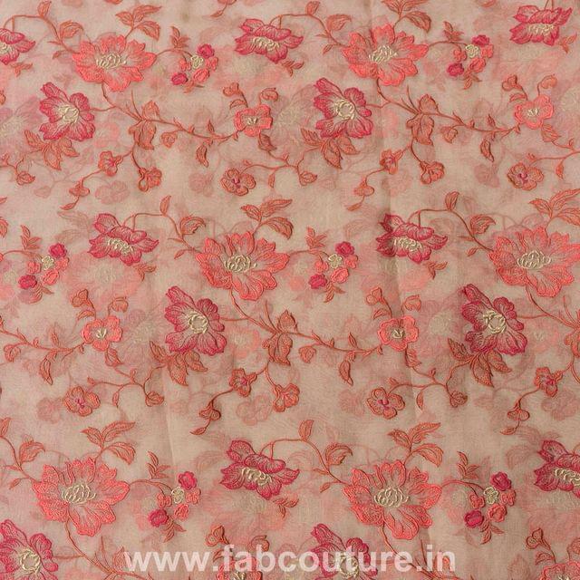 Pure Organza Embroidery