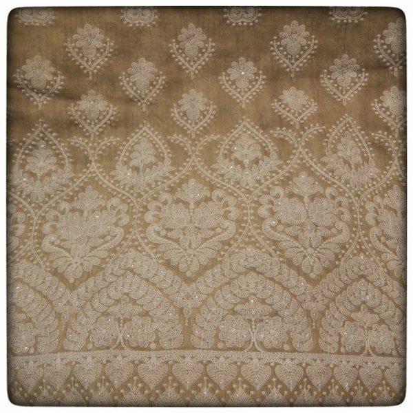 Jute Chikan Embroidery