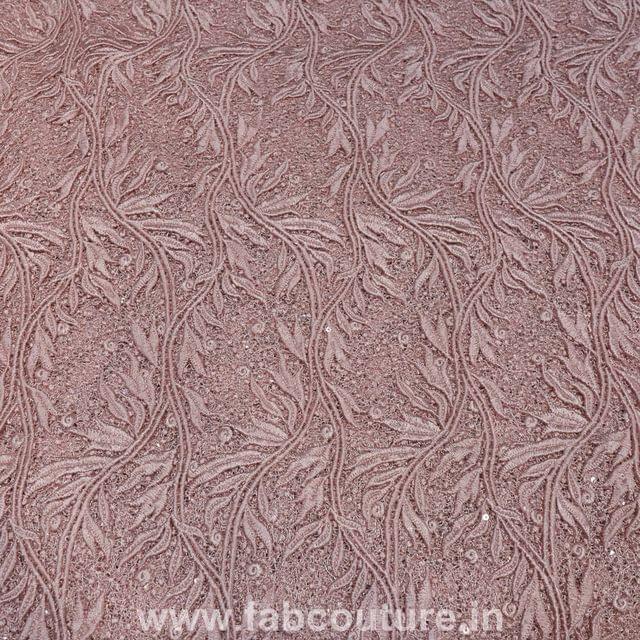 Cutwork Lace Fabric