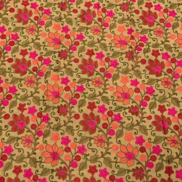 Kashmiri Thread Embroidery