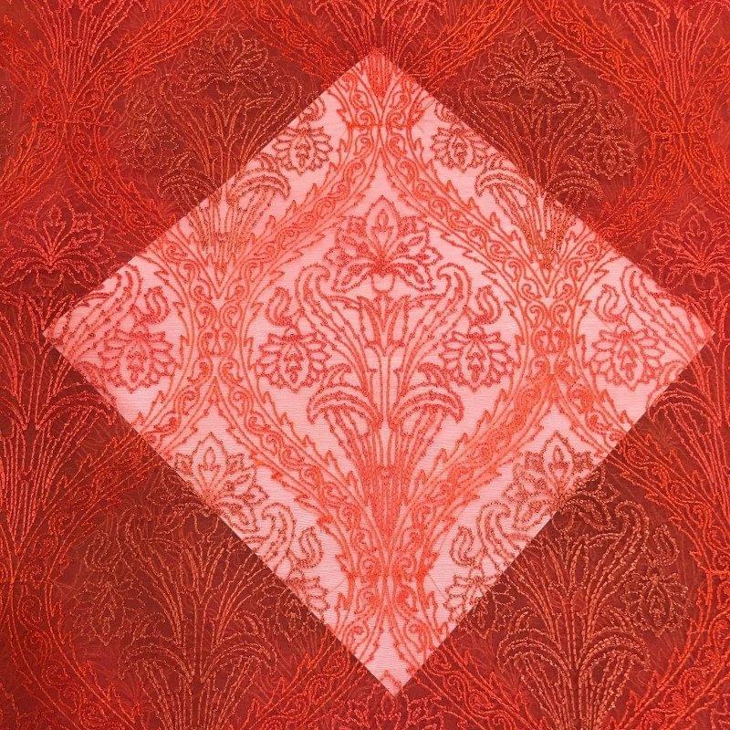 Organza Thread  Embroidery