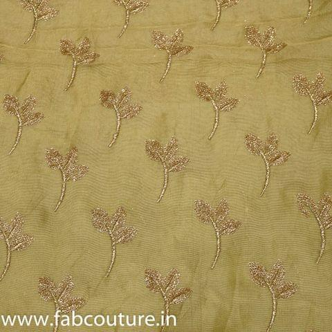 Burberry Silk Embroidery