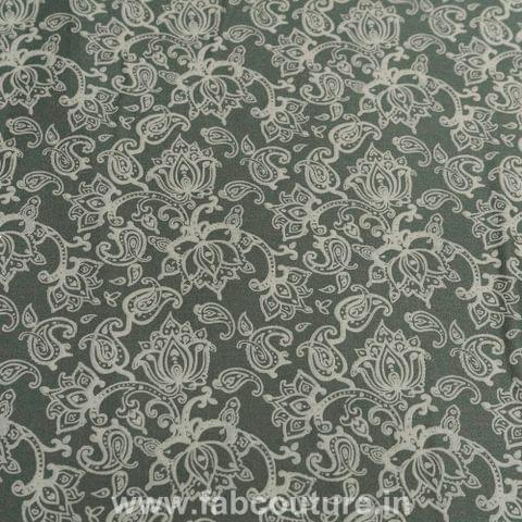 Cotton Satin Print (100% cotton)