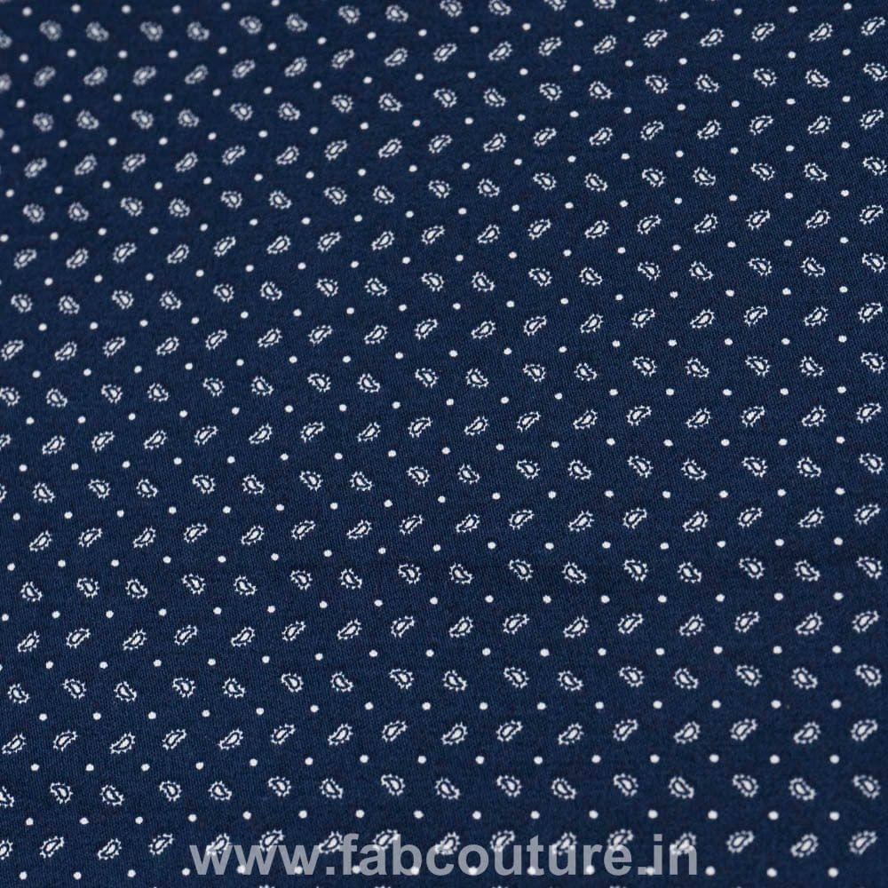 Cotton Satin Print (100% cotton)