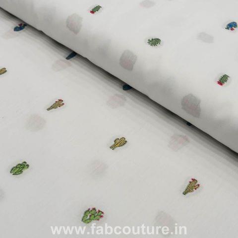 Dobby Print(100% cotton)