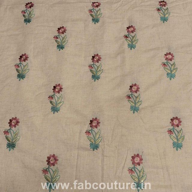 Cotton Thread Embroidery