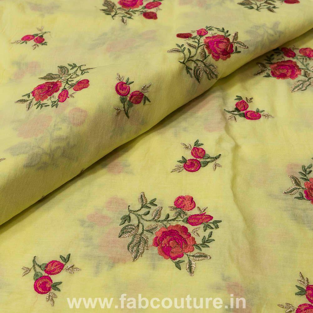 Pure Cotton Embroidery